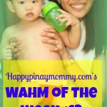 Mommy Jeanette Un of Earth Baby Cloth Diapers