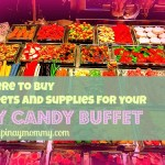 Where to buy Supplies for DIY Candy Buffets in the Philippines
