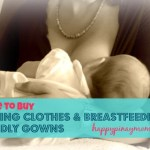 Where to buy nursing clothes and breastfeeding gowns in the Philippines