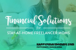 financial solutions for work from home mothers