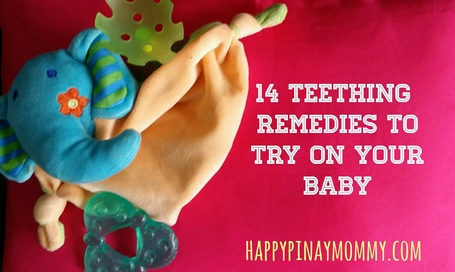 14 Teething Remedies for Babies in the Philippines