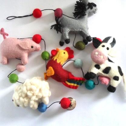farm animal string