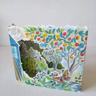 3d orchard card