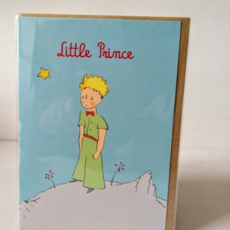 Little Prince Card