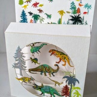 dinosaur pop up