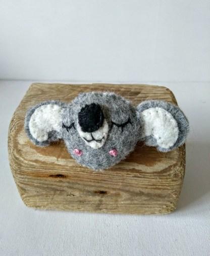 koala brooch