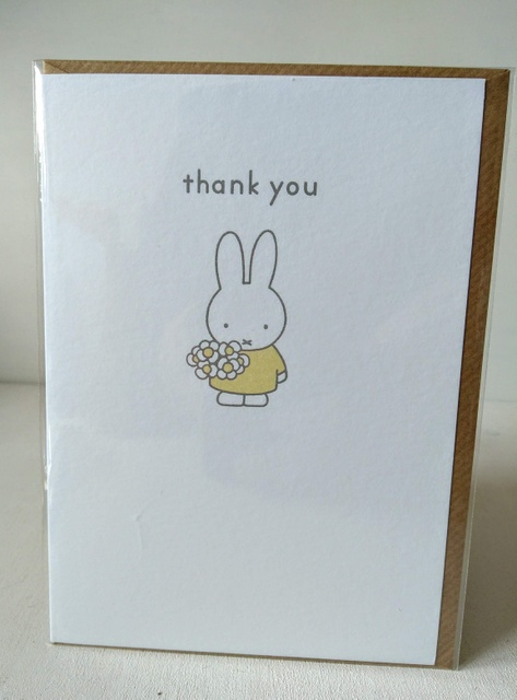 miffy Thank you