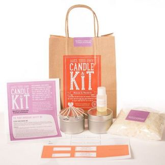 mim and man candle kit