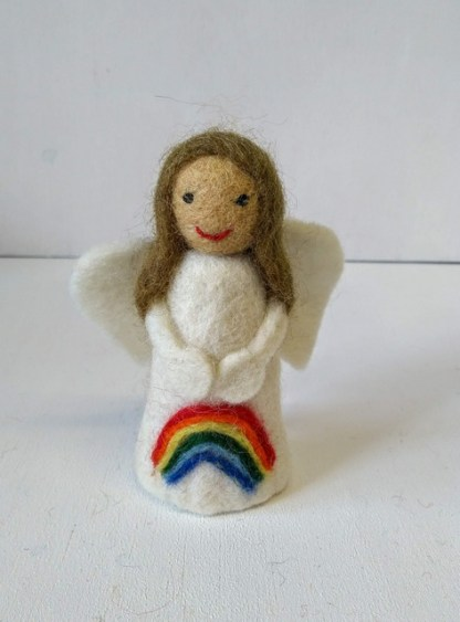 rainbow angel