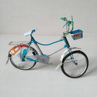 recycled bike shopper