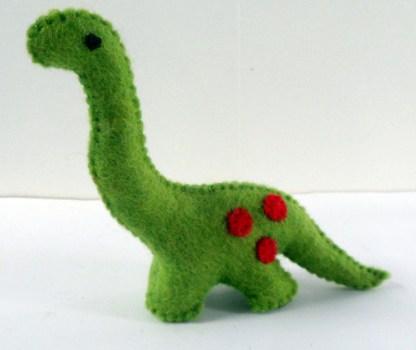 small green dino