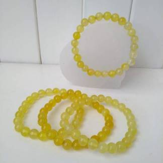 honey crystal power bracelet