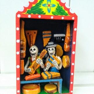 musician retablo