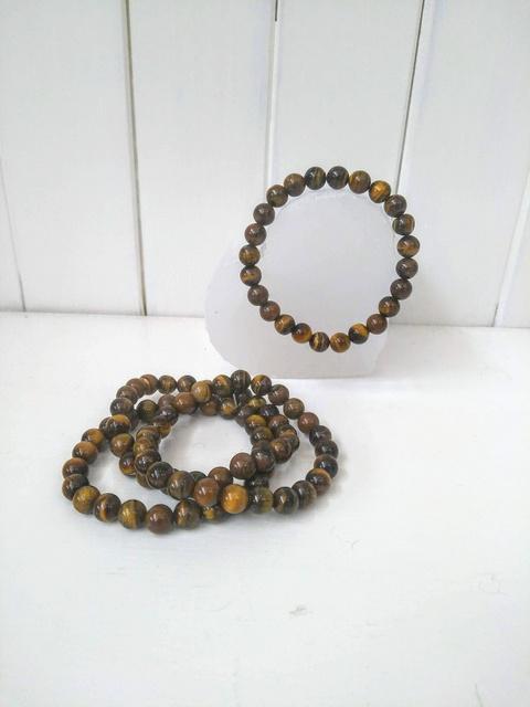 tigers eye power bracelet
