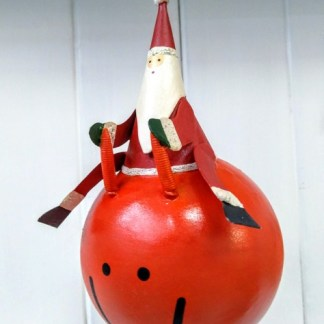 santa spacehopper