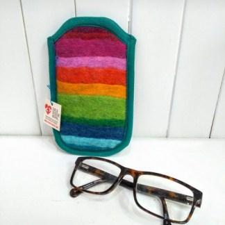 rainbow spec case