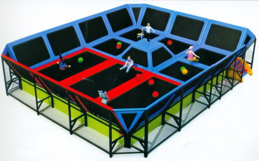 trampolin