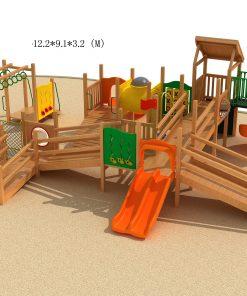 Jual Playhouse Wood Series Edukasi