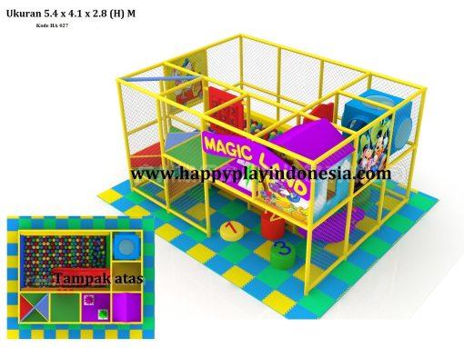 Jual Mainan Indoor Anak Berstandar SNI dan ISO