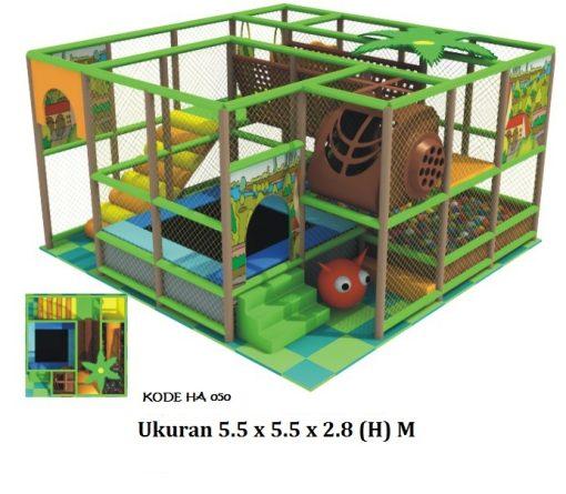 Dijual Mini Indoor Playground Anak