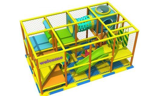 Mini Indoor Playground Untuk Anak Standar SNI