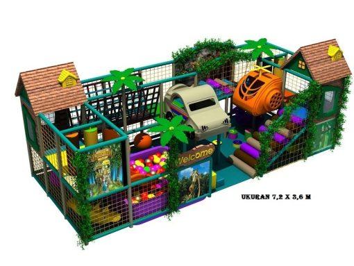 Playground Indoor Wahana Edukasi
