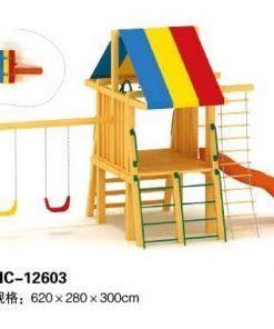 Jual Playhouse Wood Series Untuk Anak Anak