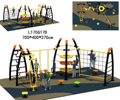Jual Gym Outdoor SNI
