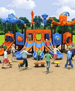 Menjual Outdoor Playground Berkualitas