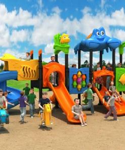 Jual Outdoor Playground Arena