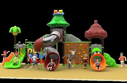 Menjual Playground Outdoor Anak SNI