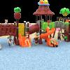Jual Outdoor Playgorund Permainan Anak