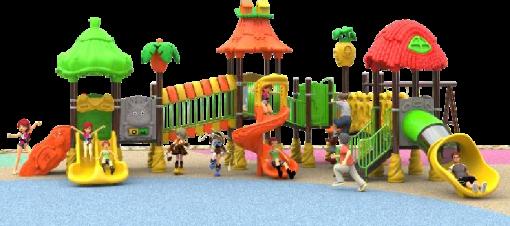 Menjual Outdoor Playground