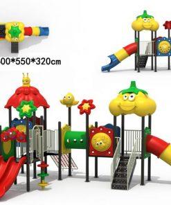 Jual Outdoor Playground Standar SNI