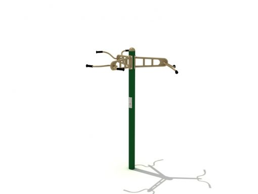Jual Outdoor Fitness Pull Up Ber SNI
