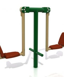 Jual Outdoor Fitness Squat Pushing