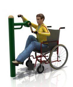 Jual Outdoor Fitness Handicap