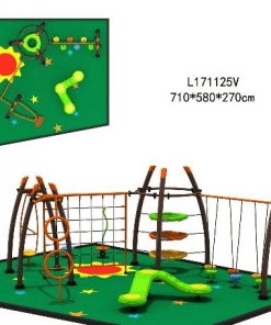 Jual Outdoor Kids Gym Aman