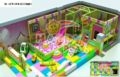 Cara beli indoor playground