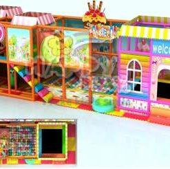 Playground indoor anak