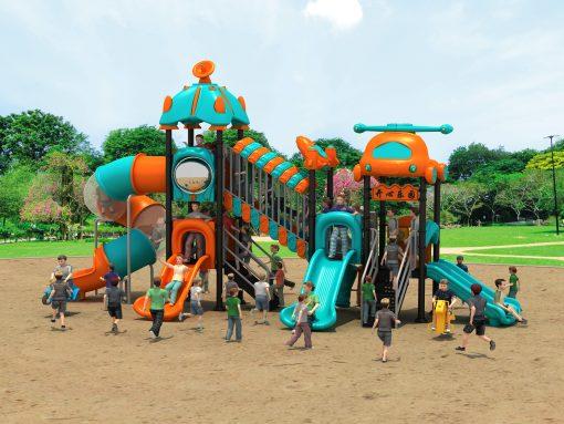 Jual Outdoor Playground Cars Series BH120