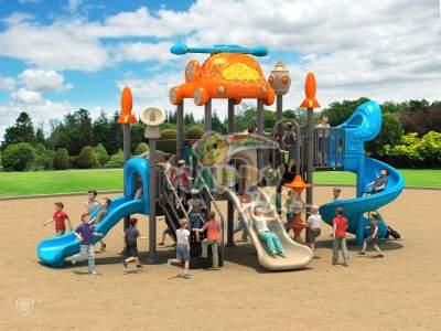 Playground aman bagi anak