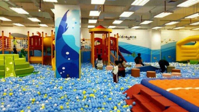 jual playground anak
