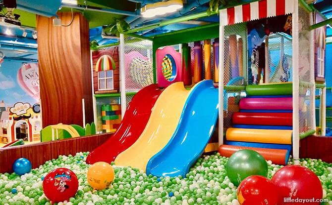 jual playground indoor