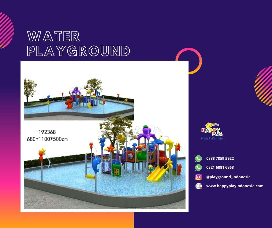 indoor playground besar