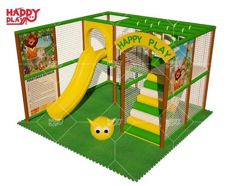 Playground Di Kota Bau-Bau