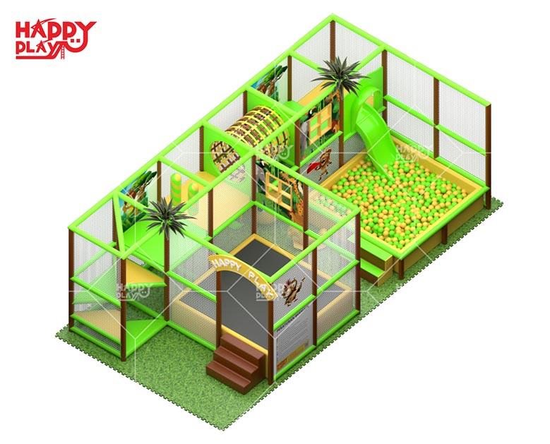 Playground Di Kabupaten Sorong