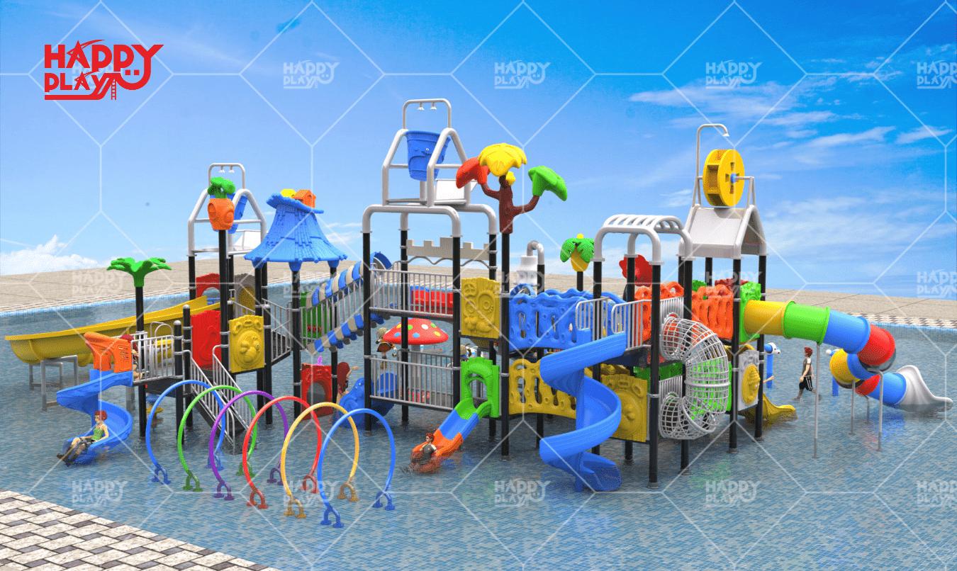 Playground Di Kabupaten Sintang