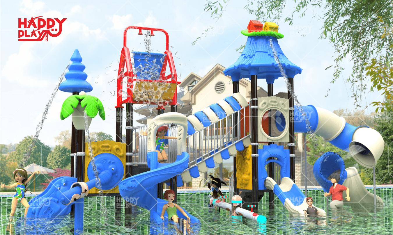 Playground Di Kabupaten Buru Selatan