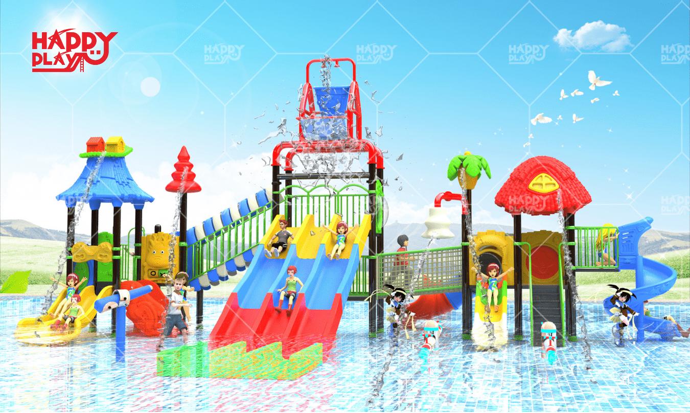 Playground Di Kabupaten Wakatobi